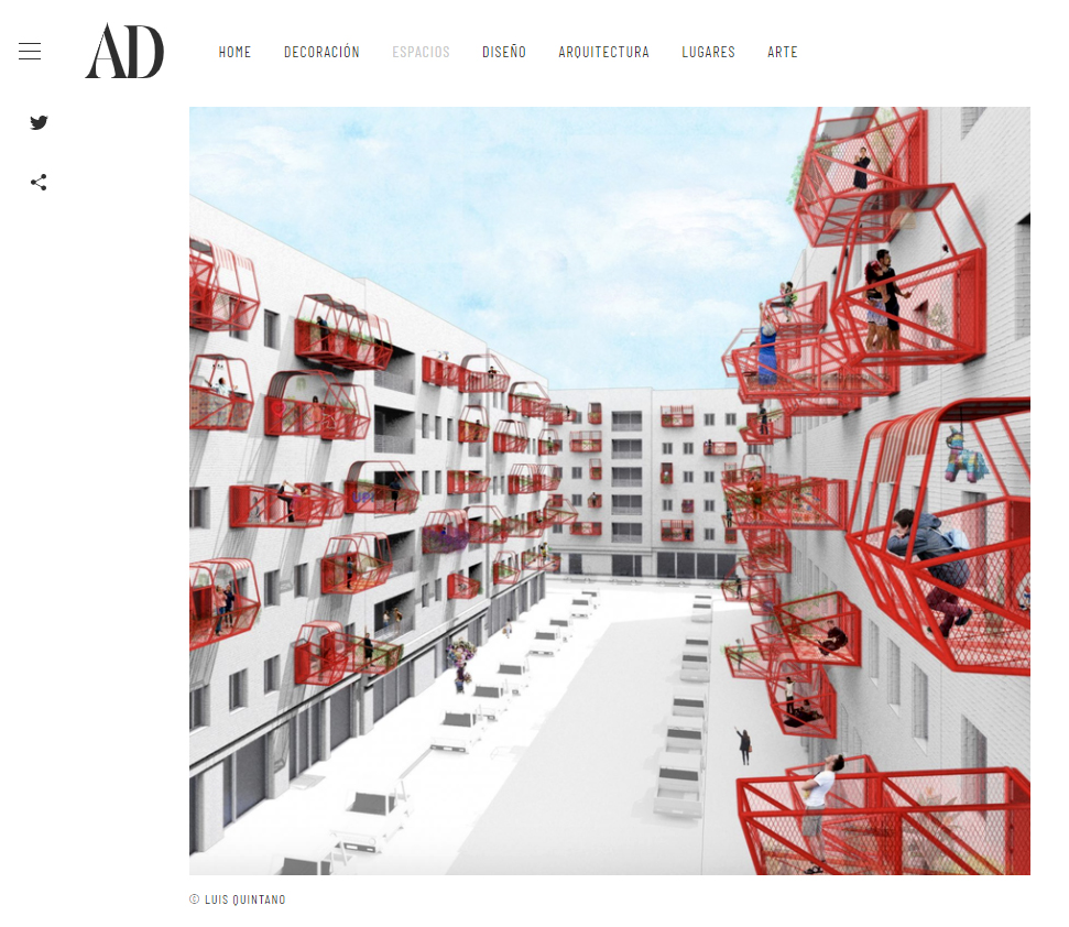 stayhöme, ad, architectural digest, luis quintano, terrazas, terraces, architecture, covidarchitecture